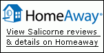 See Salicorne on Homeaway